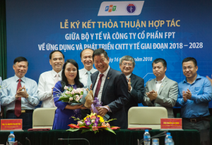 FPT to deliver the 4.0 Health System for the Ministry of Health