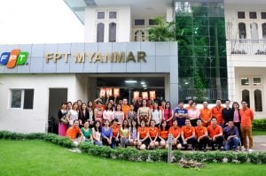 FPT win big IT contract for Public sector in Myanmar