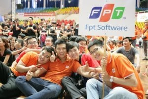 FPT Software steps up in Top 100 Viet Nam Best Places To Work