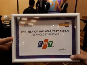 FPT named AWS's Technology Partner of the Year