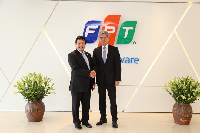 Siemens and FPT to cooperate in training digital human resources