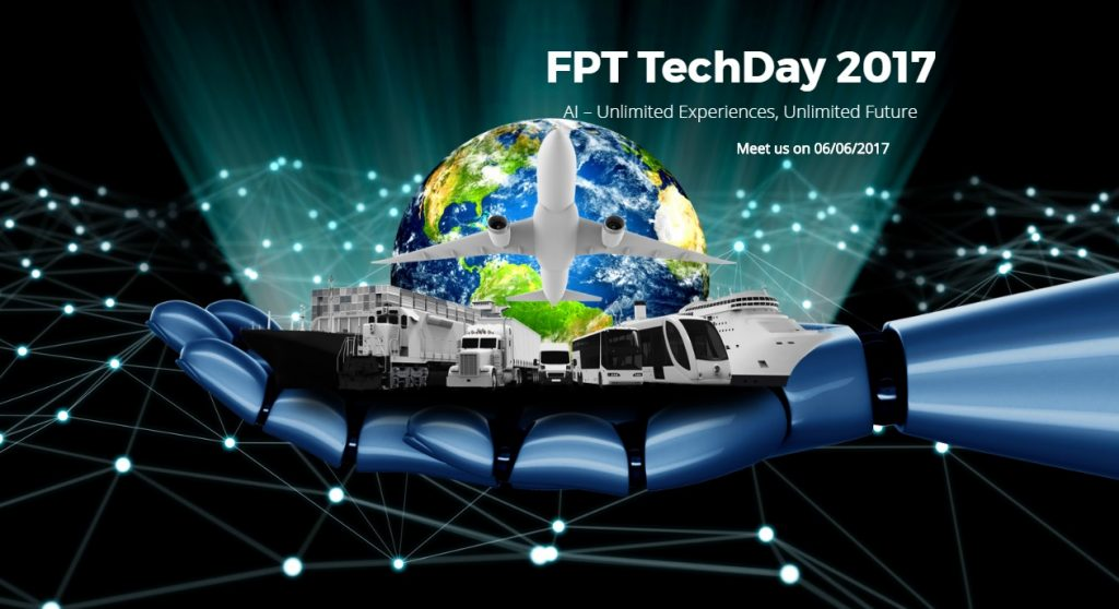 FPT to launch Tech Day 2017