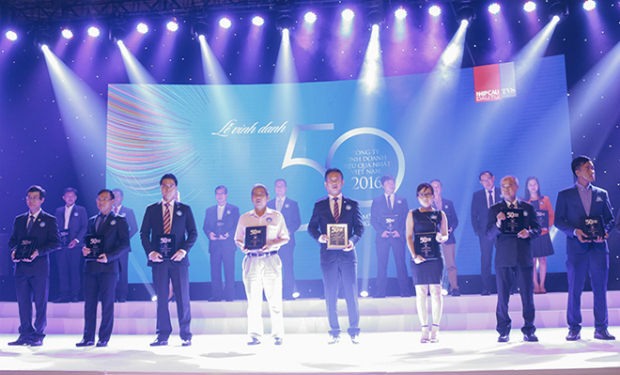FPT in top 50 Vietnam best performing companies for 6th consecutive year