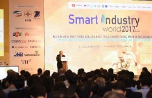 FPT's Digital Platform introduced at Smart Industry World 2017