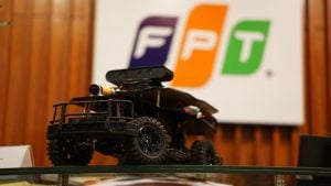 "FPT Corporation launches ""Digital Race 2017-2018"""