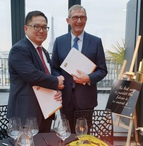FPT supports GeoPost in expanding business to Asia