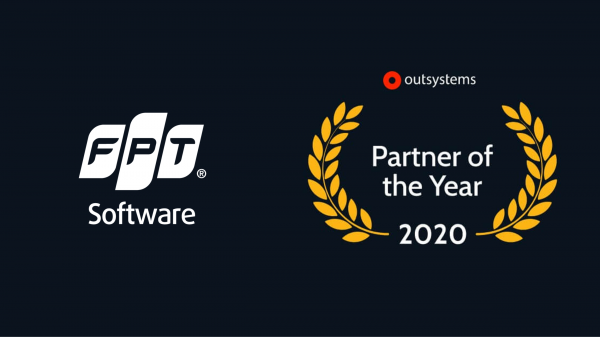 FPT Software Named OutSystems 2020 Partner of the Year