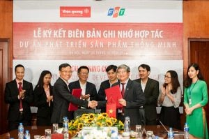 FPT accelerates IoT adoption with Vietnam lighting leader