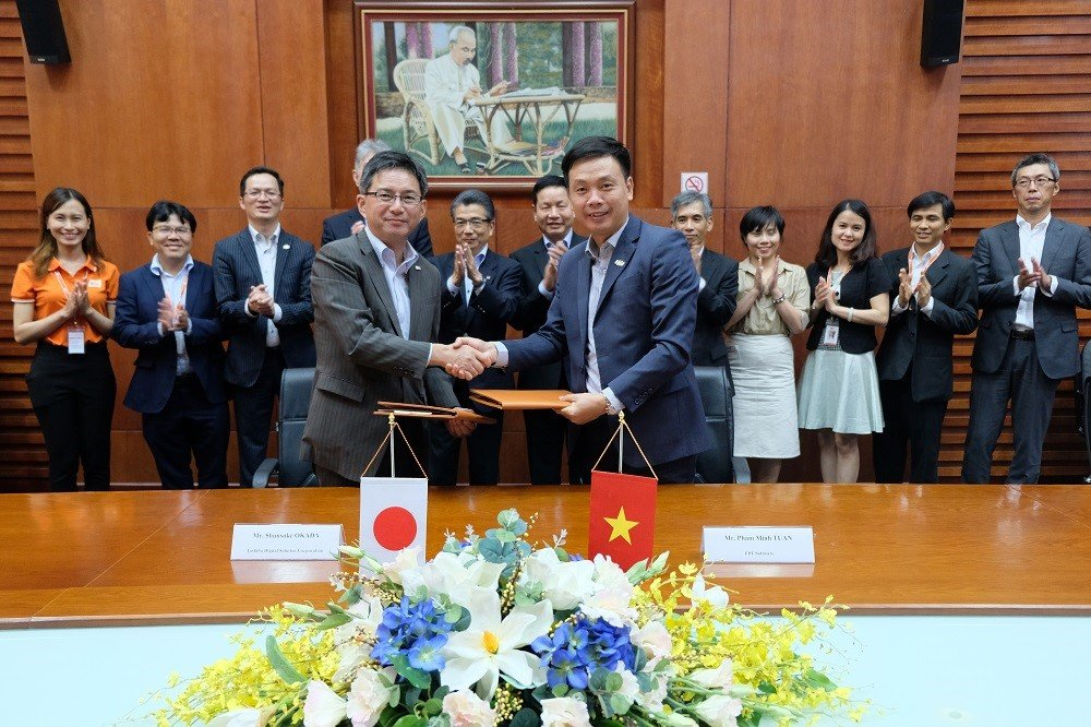 FPT Software and Toshiba jointly reinvent manufacturing process