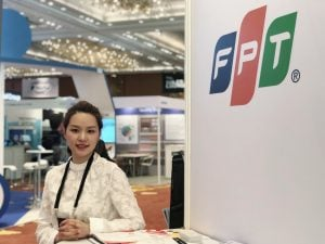 FPT showcases enterprise blockchain Akachain at Money2020 Asia 2019