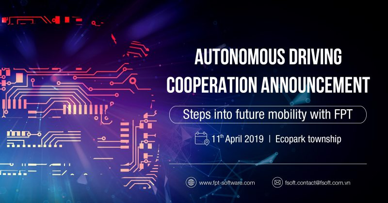 Cooperation Announcement in Autonomous Driving