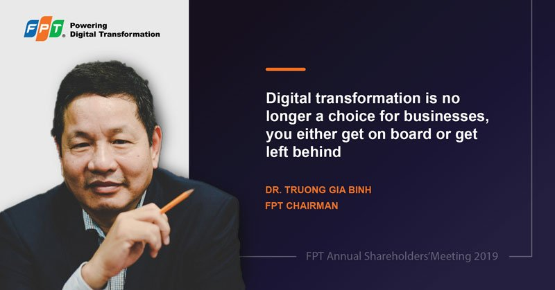 FPT Chairman on Digital Transformation
