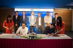 FPT, Grab to develop smart city solutions as strategic partners