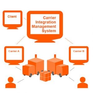 Carrier Integration Management System