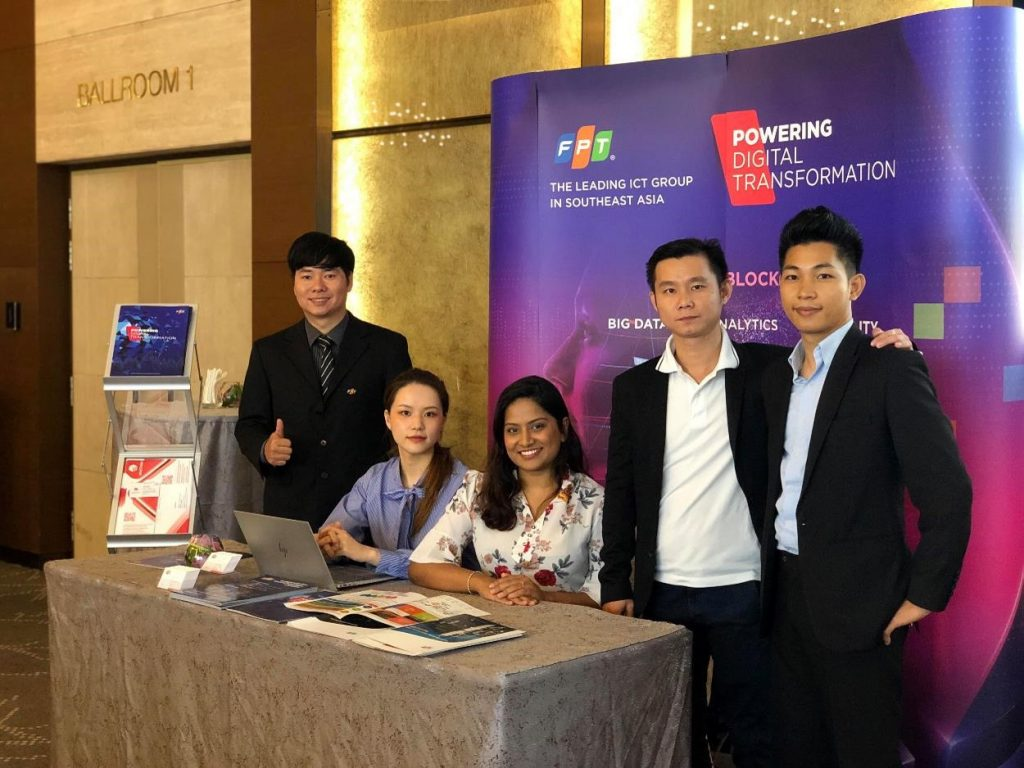 FPT showcases Digital Insurance solutions to leading companies at Asia Insurance Week