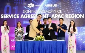Airbus and FPT Software to set up Skywise Customer Experience centre in Singapore