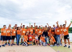 Thousands of FPT Software Employees Run for Green