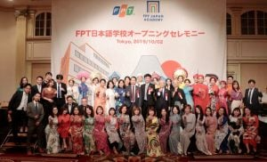 FPT Software Opens Japanese Language School in Tokyo