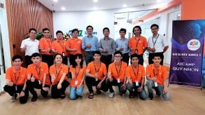 FPT Software Kicks Off AICamp in Bid to Train Young Tech Talents
