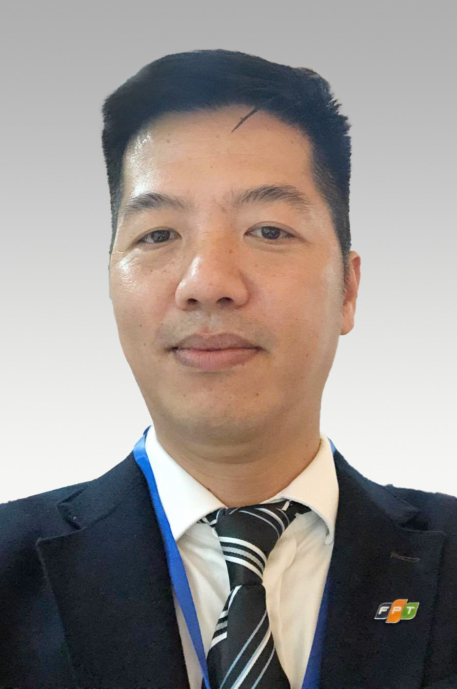 Vice President, Chief Executive Officer of FPT Software Malaysia