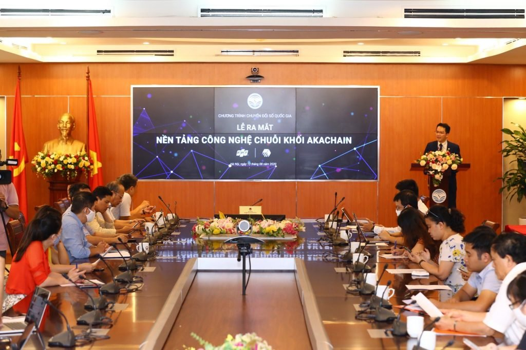 Vietnam's Government Endorses FPT Software's Blockchain Platform, Pushing for National Digital Transformation