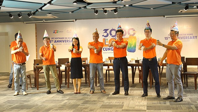 FPT Software Hosts Massive Virtual Event to Mark 15 Years of Central Vietnam Branch