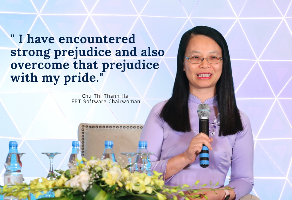 FPT Software Chairwoman: Overcoming Prejudice with Pride