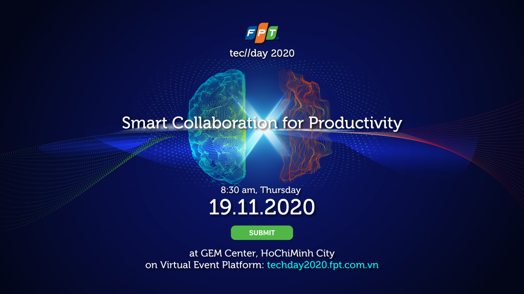 FPT Techday 2020: Smart Collaboration for Productivity