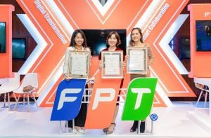 FPT Software Records Hat-trick Wins at Vietnam's Top 10 ICT Companies 2020