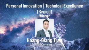 FPT Software's VP Wins Channel Asia Personal Innovation Award