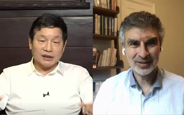 """FPT Chairman And """"Godfather of AI"""" Discuss How to Transform Vietnam into the World's AI Powerhouse"""